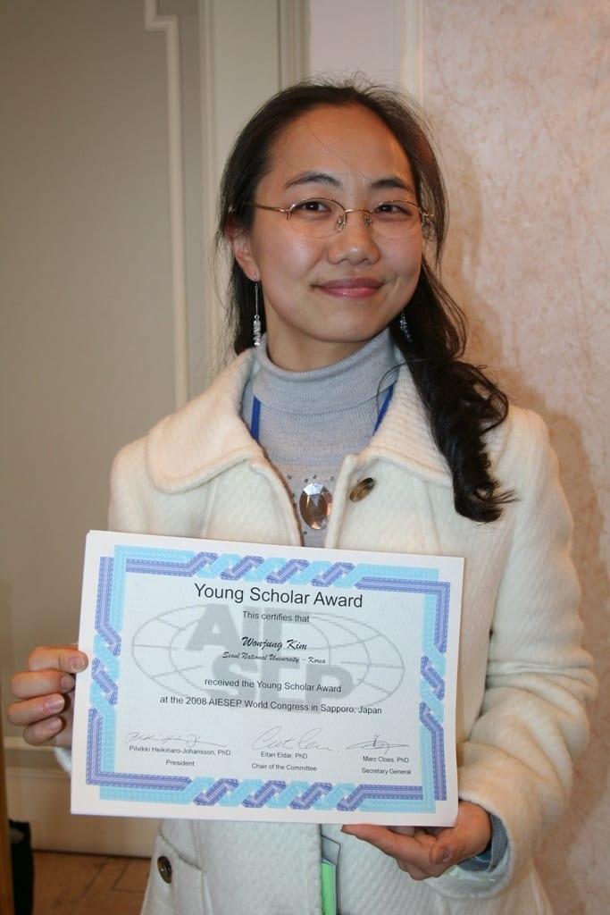 2008 Sapporo W. Kim