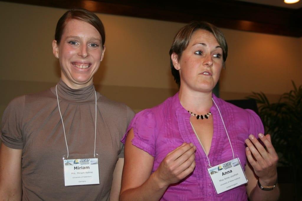 2009 Pensacola (L-R) M. Kehne, A. Leyshon